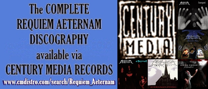 RA's Complete Discography via Century Media Records
